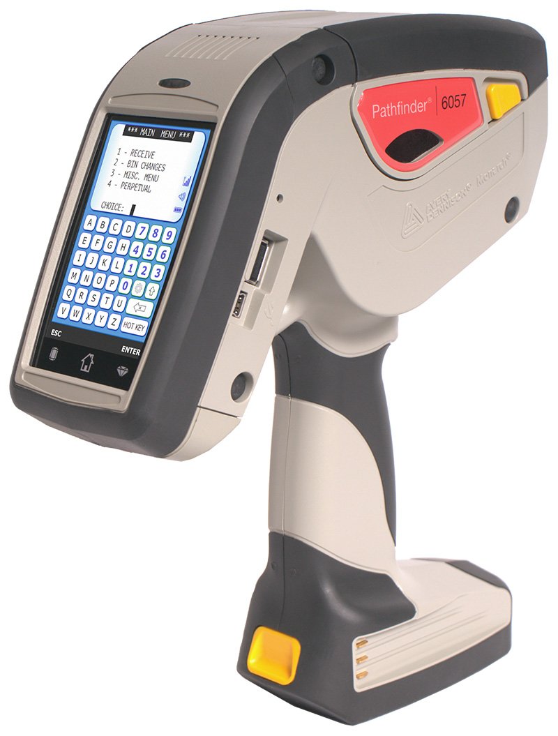 6057 Barcode scanners